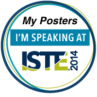 ISTE Conference badge